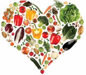 gezonde voeding hart