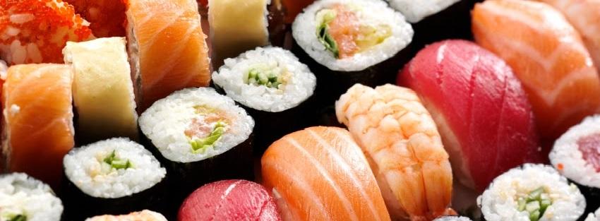 dieet sushi eten
