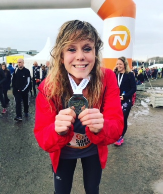 Halve marathon Den Haag