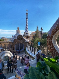 park guell twee