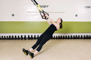 TRX low row 2